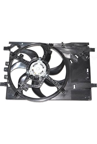 VEKA FIAT GPUNTO Fan Motoru 2005 - 2013 (52017371)