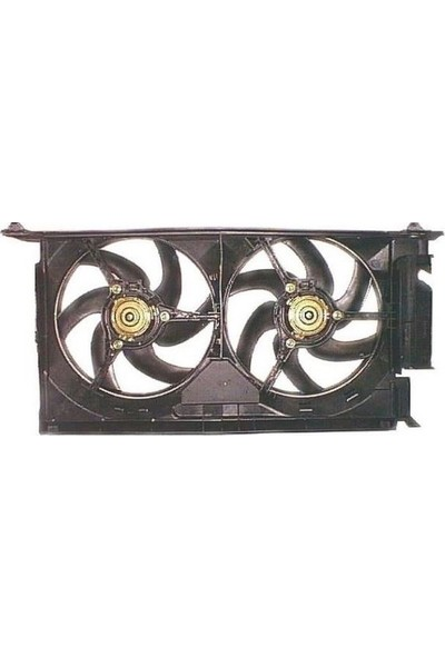 MAKO CITROEN BERLINGO Fan Motoru 1995 - 2002 (1308T1)
