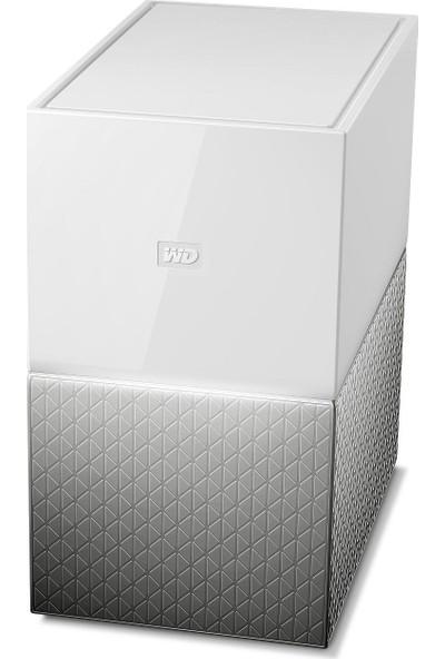 WD My Cloud Home Duo 8TB USB 3.0 Kişisel Bulut Depolama WDBMUT0080JWT-EESN