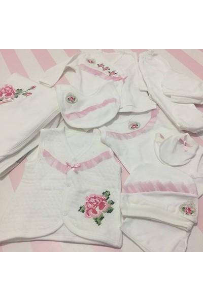 Tafyy Baby Kaneviçeli 10'lu Kız Bebek Hastane Çıkışı