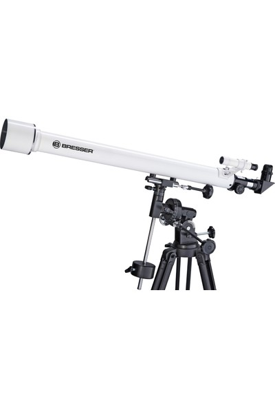 Bresser Klasik 60/900 mm Manuel Ekvatoryal Kundaklı Mercekli Teleskop