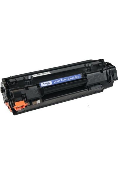 Yüzdeyüz Toner HP LaserJet P1009 Toner Muadil CB435A HP 35A