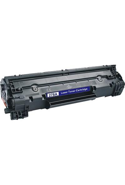 Yüzdeyüz Toner HP LaserJet Pro P1560 1566 1606DN CE278A Toner Muadil