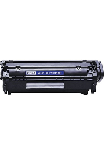 Yüzdeyüz Toner HP LaserJet M1005 Toner Muadil Q2612A