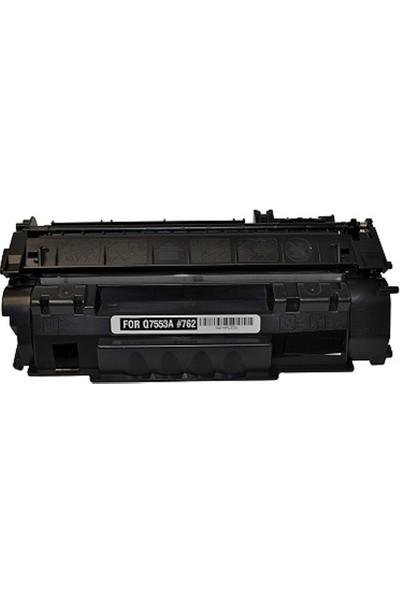 Yüzdeyüz Toner HP LaserJet M2727NF MFP Toner Muadil Q7553A HP 53A