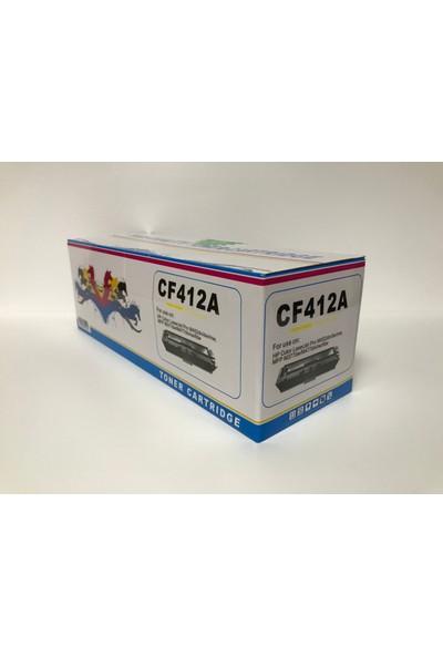 GörkemBüro® for Color Laserjet Pro Mfp M377/M377Dw Toner Sarı