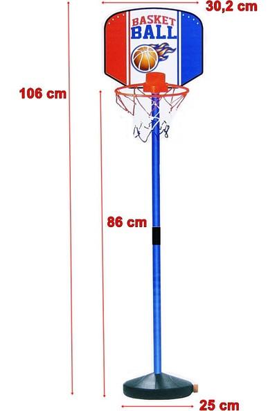 New Styles Ayaklı Basketbol Potası 106 cm