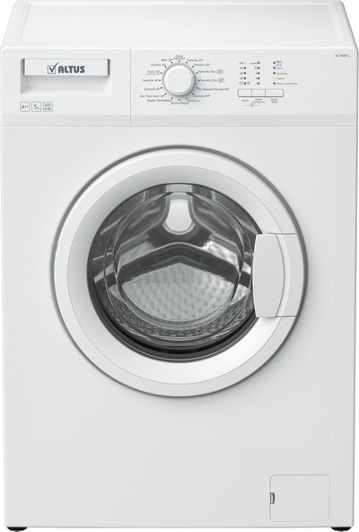 Altus AL-5600 L A++ 5 kg 600 Devir Çamaşır Makinesi