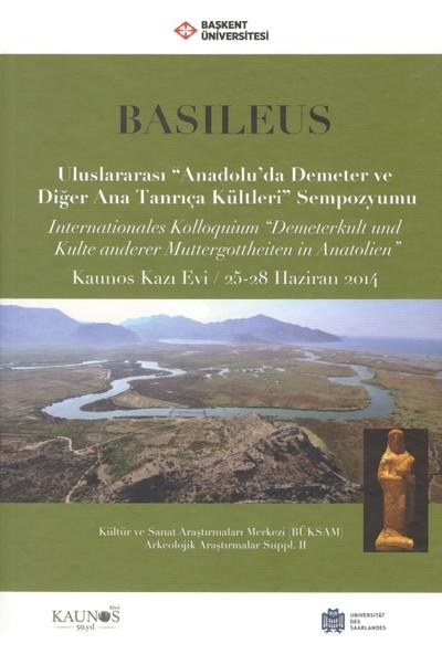 Basileus (Arkeolojik Araştırmalar Suppl.II)