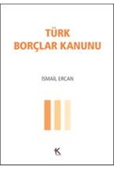 Türk Borçlar Kanunu(Cep Boy)