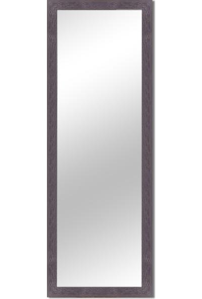Özverler Dekoratif Boy Aynası Wenge 45x105 cm