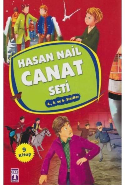 Hasan Nail Canat Seti (9 Kitap)