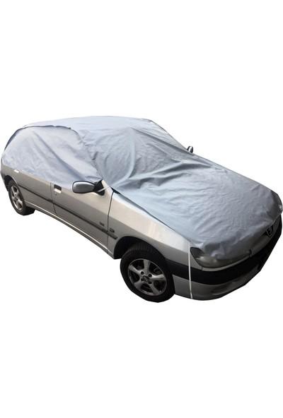 AutoEN Pratik Kar Buz Önleyici Yarım Araba Brandası 8014547