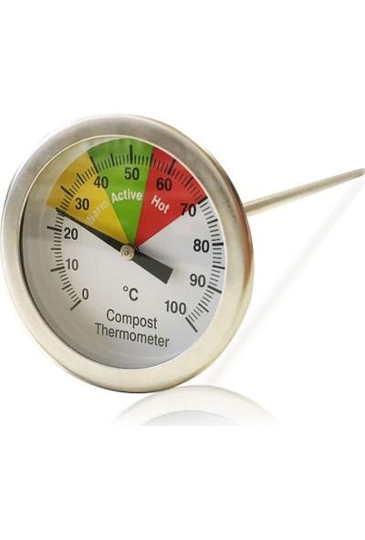 AEK-Tech Mekanik Kompost Termometresi