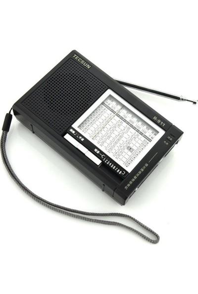Tecsun R-911 Dünya Radyosu