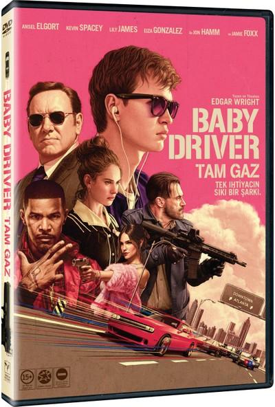 Baby Drıver – Tam Gaz Dvd
