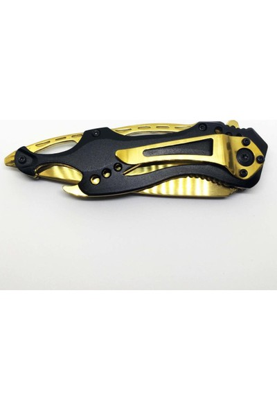 Columbia Fst-3035A Knockle Tactical Knive