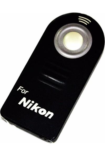 Nikon İçin Kablosuz ML-L3 Uzaktan Kumanda