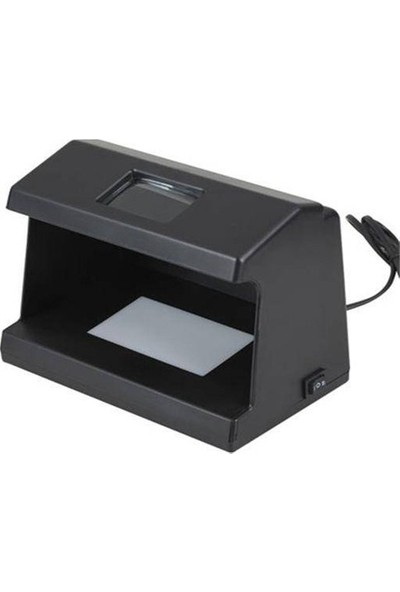 Sahte Para Dedektör Cihazı Kontrol Makinesi Mor Işık