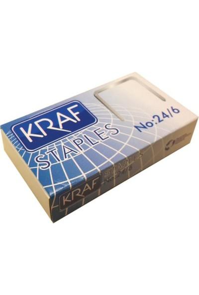 Kraf Zımba Teli 24/6 235 G 10'Lu Paket