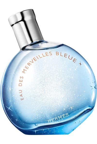 Hermes Eau Des Merveilles Bleu Bayan Edt 100Ml