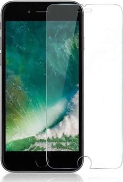 KılıfShop Apple iPhone 8 Plus Niss Tam Koruma Silikon Kılıf + Ekran Koruyucu