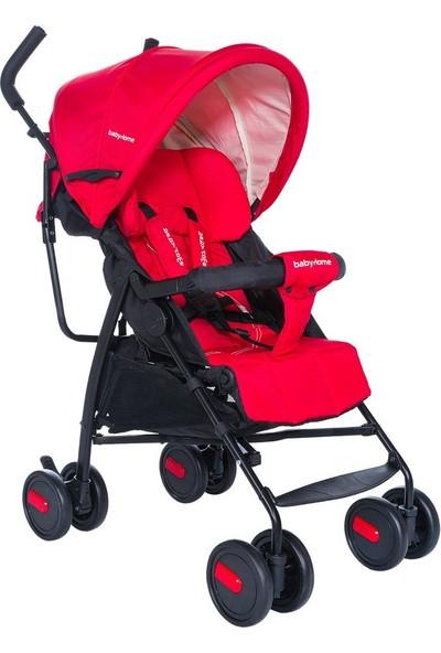 Baby Home Bh-104 Tam Yatarlı Lüx Baston Bebek Arabası