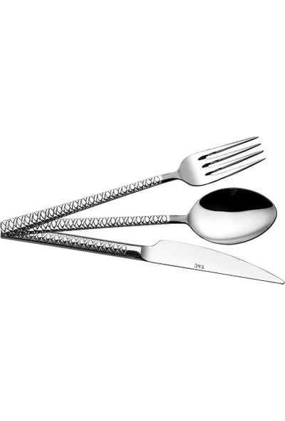 Taç Cornella 90 Parça Edusa Çatal Kaşık Bıçak Seti