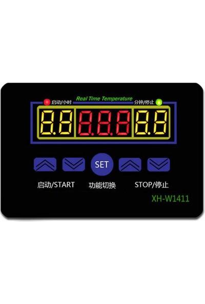 Weather Forecast Dijital Termostat 220 Volt Akvaryum Kuluçka Termostatı Thr262