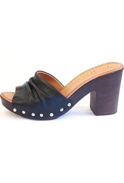 Shop And Shoes 010-8009 Kadın Ayakkabı Siyah