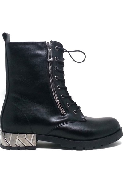 Shop And Shoes 013-164 Kadın Ayakkabı Siyah