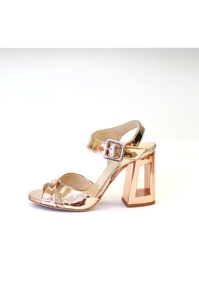 Shop And Shoes 122-3150 Kadın Ayakkabı Rose Ayna