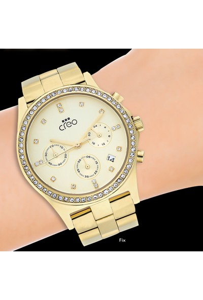 Creo We-1209 Kadın Kol Saati