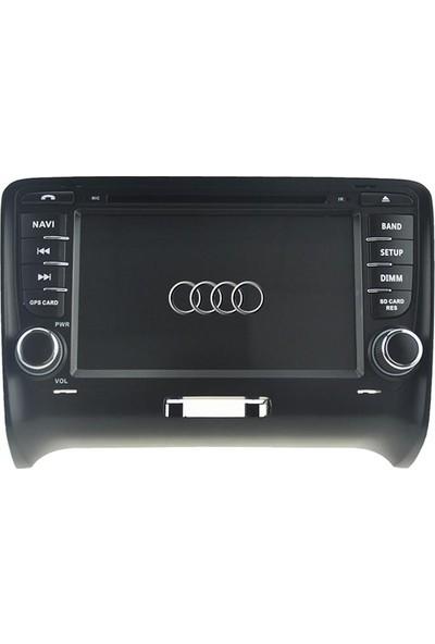 Audi Tt Multimedya Navigasyon Kamera Bluetooth
