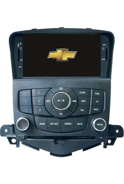Chavrolet Cruze Android Multimedya Navigasyon Kamera Bluetooth