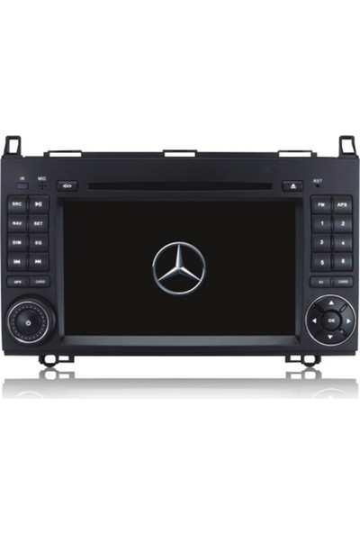 Mercedes B200 Android Multimedya Navigasyon Kamera Bluetooth Televizyon
