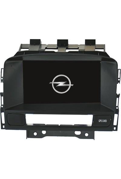 Opel Astra J Android Multimedya Navigasyon Kamera Bluetooth