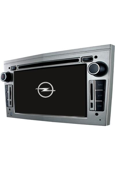 Opel Android Multimedya Navigasyon Kamera Bluetooth Televizyon