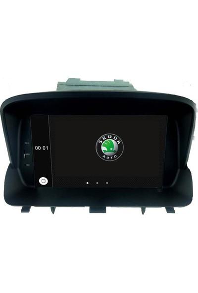 Skoda Super B Android Multimedya Navigasyon Kamera Bluetooth