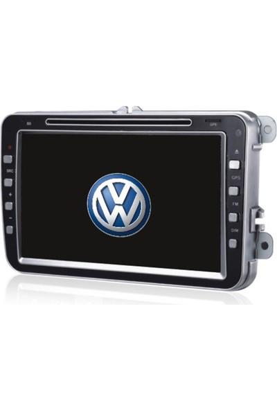 Volkswagen Android Multimedya Navigasyon Kamera