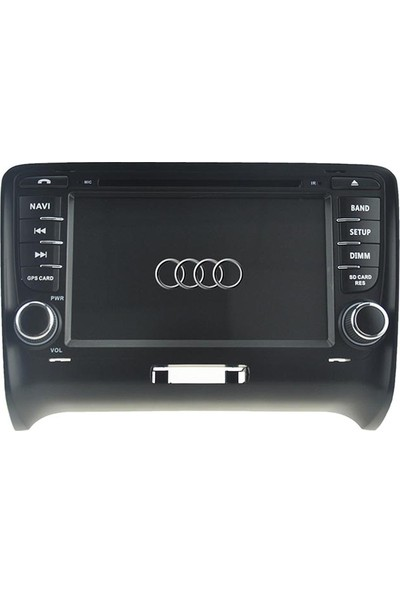 Audi Tt Android Multimedya Dvd Kamera