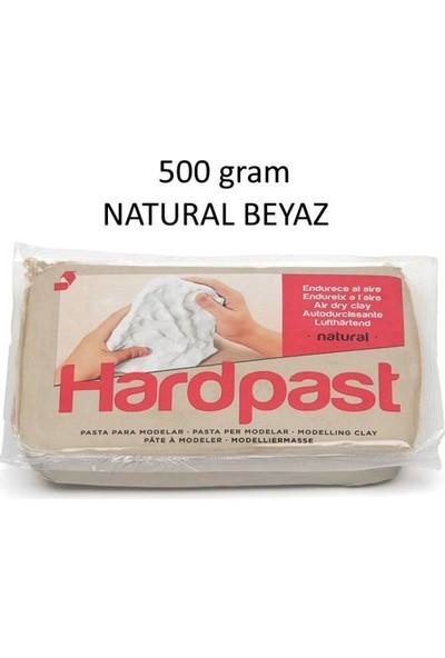 Bisbal Hardpast Seramik Hamuru 0,5Kg Beyaz Wc14A