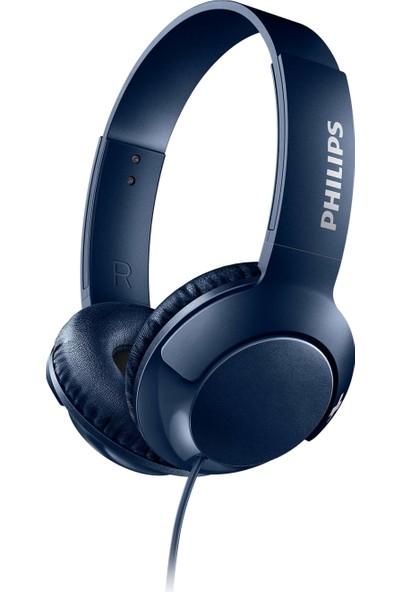Philips Shl3070Bl/00 Bass+ Kulaküstü Kulaklık