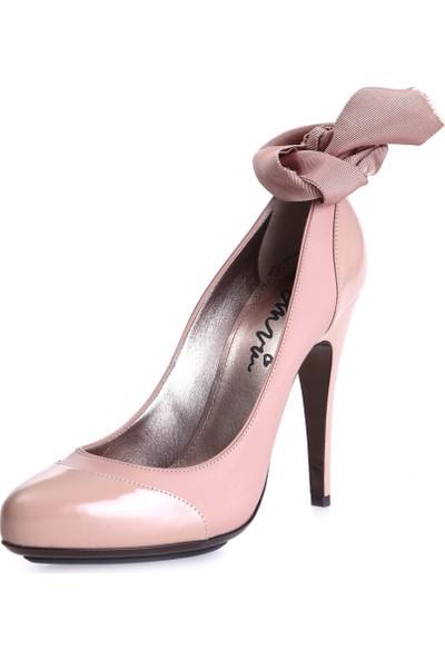 Lanvin Kadın Ayakkabı Ten