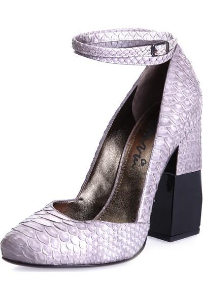 Lanvin Kadın Ayakkabı Gri