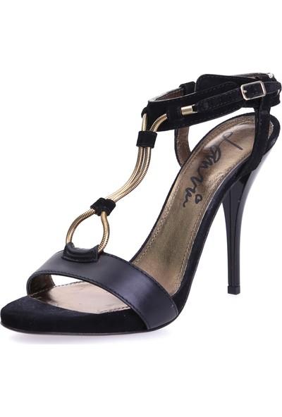 Lanvin Kadın Ayakkabı Siyah