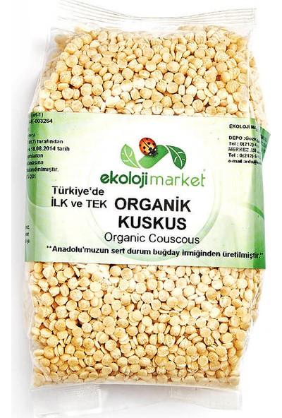 Ekoloji Market Organik Kuskus 400 Gr