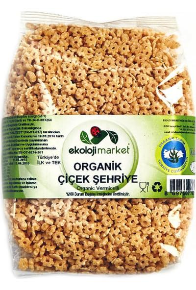 Ekoloji Market Organik Çiçek Şehriye 250 Gr