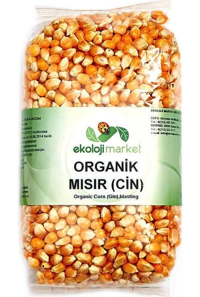 Ekoloji Market Organik Mısır Cin 500 Gr