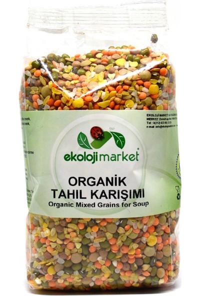 Ekoloji Market Organik Tahıl Karışımı Çorbalık 500 Gr